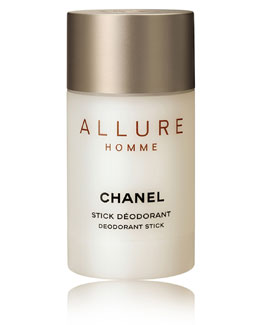 CHANEL ALLURE HOMME<br>Deodorant Stick 2 oz.