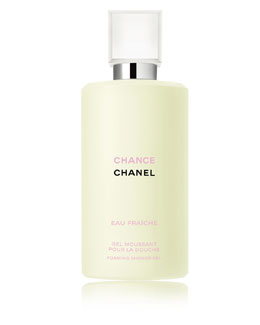 CHANEL <b>CHANCE EAU FRAÎCHE</b><br> Foaming Shower Gel 6.8 oz.
