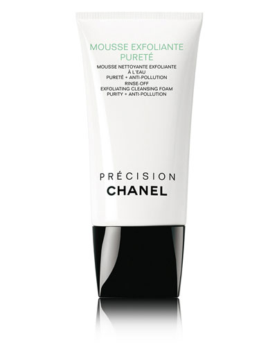 <b>MOUSSE EXFOLIANTE PURET&#201; </b><br>Rinse-Off Exfoliating Cleansing Foam Purity + Anti-Pollution 5 oz.