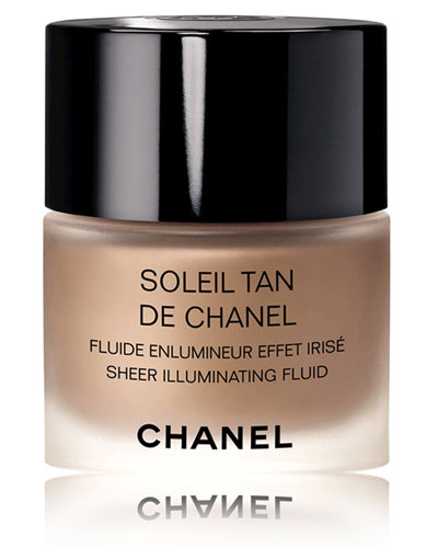 <b>SOLEIL TAN DE CHANEL</b><br>Sheer Illuminating Fluid
