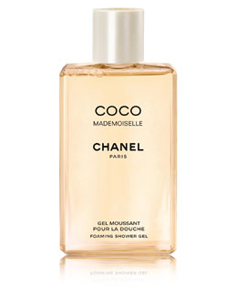 CHANEL <b>COCO MADEMOISELLE</b><br>Foaming Shower Gel 6.8 oz.