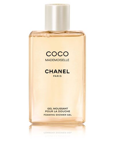 <b>COCO MADEMOISELLE</b><br>Foaming Shower Gel 6.8 oz.