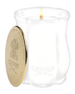 CREED Love In White Candle