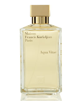 Maison Francis Kurkdjian Limited Edition Aqua Vitae Signed Bottle, 200ml
