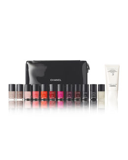 CHANEL <b>L'ÉDITION ULTIME</b><br>Exclusive Nail Set - Limited Edition