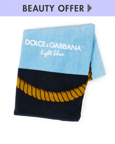 Yours with any $73 Dolce & Gabbana Fragrance purchase