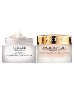 Lancome LIMITED EDITION Absolue ßX Dual Pack, 1.7 oz. each