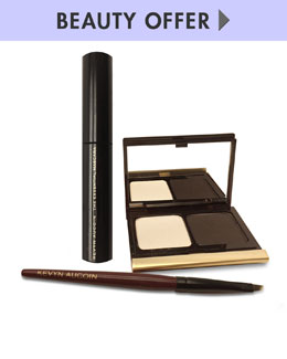 Kevyn Aucoin Yours with any $125 Kevyn Aucoin Purchase