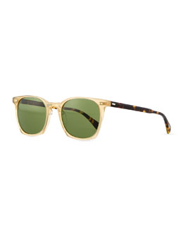 Oliver Peoples L.A. Coen Universal-Fit Sunglasses