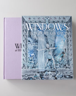 "Assouline Publishing ""Windows at Bergdorf Goodman Anniversary Edition"" Book"