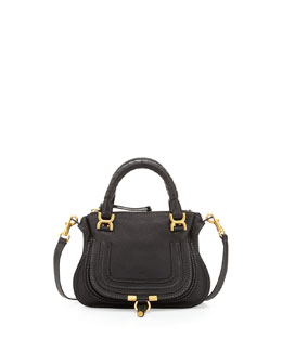 Chloe Marcie Mini Leather Shoulder Bag