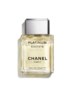CHANEL <b>PLATINUM ÉGOÏSTE </b><br> Eau de Toilette Spray