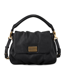 MARC by Marc Jacobs Classic Q Lil Ukita Satchel Bag, Black