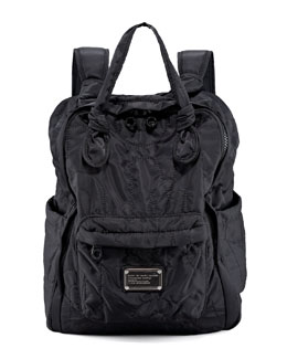 MARC by Marc Jacobs Pretty Nylon Backpack, Black