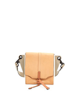 Rag & Bone Aston Convertible Shoulder Bag, Nougat/Multi