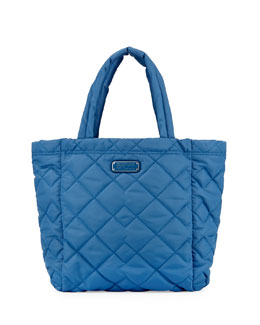 MARC by Marc Jacobs Crosby Quilted Tote Bag, Bluestone