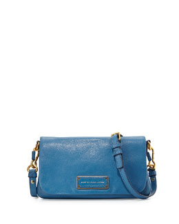 MARC by Marc Jacobs Too Hot to Handle Percy Crossbody Bag, Bluestone