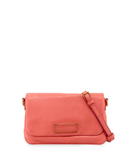 MARC by Marc Jacobs Too Hot to Handle Percy Shoulder Bag, Rose Bush
