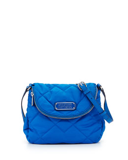 MARC by Marc Jacobs Crosby Quilted Nylon Mini Natasha Crossbody Bag, Salton Sea