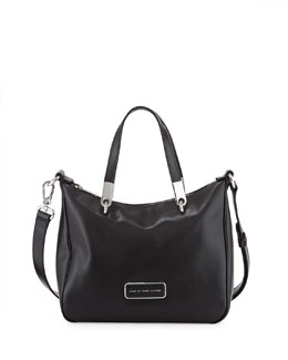MARC by Marc Jacobs Ligero Nano Ninja Shoulder Bag, Black