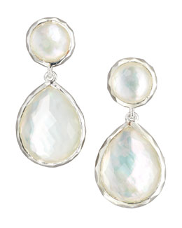 Ippolita Rock Candy Drop Earrings, Mother-of-Pearl