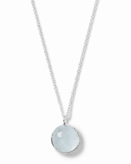 Ippolita Wonderland Small Round Pendant Necklace