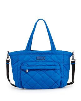 MARC by Marc Jacobs Crosby-Quilt Nylon Diaper Bag