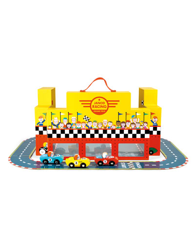 Boxed Racetrack Play Set