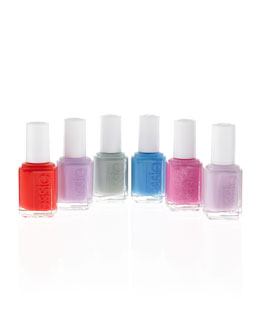 Essie Spring 2013 Trend Nail Polish Collection