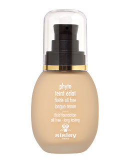Sisley-Paris Phyto-Teint Eclat Oil-Free Fluid Foundation
