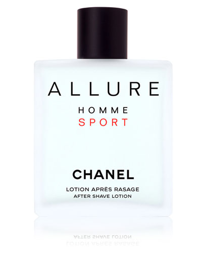 <b>ALLURE HOMME SPORT</b><br>After Shave Lotion 3.4 oz.