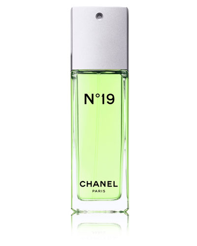 <b>N&#176;19</b><br>Eau de Toilette Spray 3.4 oz.