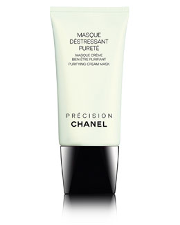 CHANEL MASQUE DÉSTRESSANT PURETÉ <br>Purifying Cream Mask 2.5 oz.