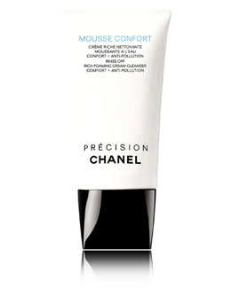 CHANEL <b>Mousse Confort</b><br>Rinse-Off Rich Foaming Cream Cleanser
