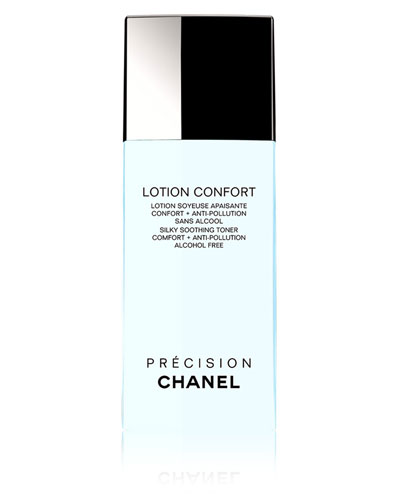 <b>LOTION CONFORT</b><br>Silky Soothing Toner Comfort + Anti-Pollution 6.8 oz.