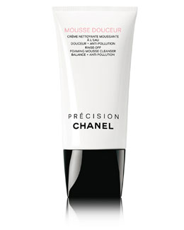 CHANEL <b>MOUSSE DOUCEUR</b><br>Rinse-Off Foaming Mousse Cleanser Balance + Anti-Pollution 5 oz.