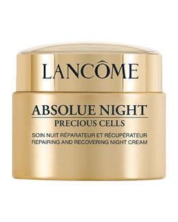 Lancome Absolue Night Precious Cells Repairing and Recovering Night Cream, 1.7 oz