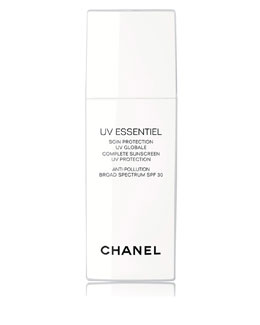 CHANEL <b>UV ESSENTIEL </b><br>Complete Sunscreen UV Protection Anti-Pollution Broad Spectrum SPF 30