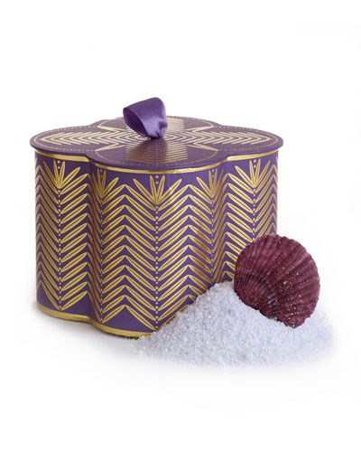 Lavender Rosemary Bath Salts in Collectible Box