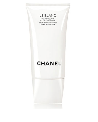 <b>LE BLANC </b><br>Brightening Tri-Phase Makeup Remover, 5.0 oz.