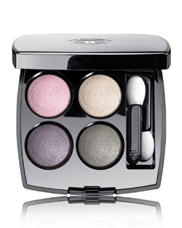 CHANEL <b>LES 4 OMBRES - COLLECTION LA PERLE DE CHANEL</b><br>Multi-Effect Quadra Eyeshadow - Limited Edition