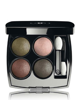 CHANEL <b>LES 4 OMBRES - COLLECTION LES AUTOMNALES</b><br>Multi-Effect Quadra Eyeshadow