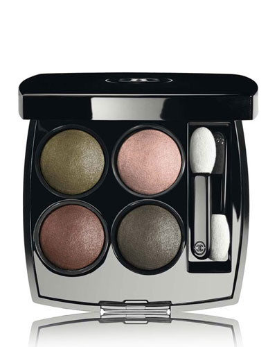 <b>LES 4 OMBRES - COLLECTION LES AUTOMNALES</b><br>Multi-Effect Quadra Eyeshadow