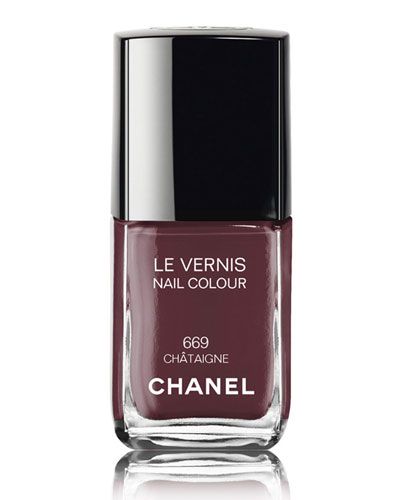 <b>LE VERNIS - COLLECTION LES AUTOMNALES</b><br>Nail Colour - Limited Edition