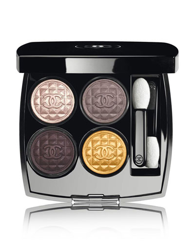 <b>LES 4 OMBRES - COLLECTION VAMP ATTITUDE</b><br>Eyeshadow Palette - Limited Edition