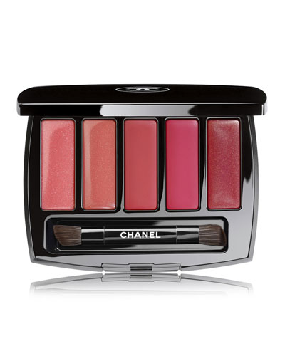 <b>HARMONIE LEVRES - COLLECTION LA PERLE DE CHANEL</b><br>Lip Palette - Limited Edition