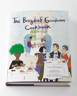Harper Collins The Bergdorf Goodman Cookbook
