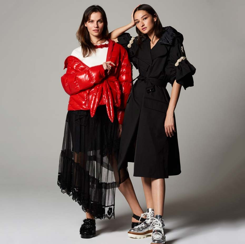 4 Moncler Simone Rocha Launches at BG