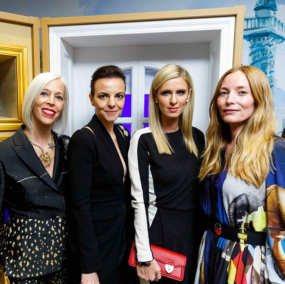 About Last Night: Schiaparelli Launches at BG