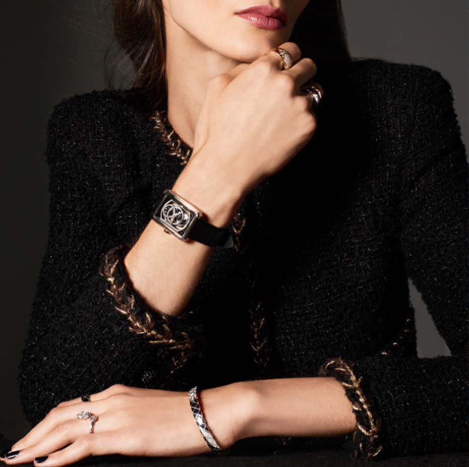 Introducing the Latest in Chanel Fine Jewelry and Watches